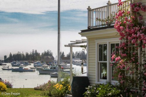 Photo Tour to Vinalhaven, Maine, by Dee Peppe
