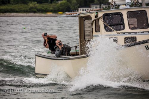 chase the great schooner race
